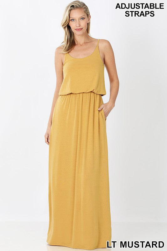 Essential Maxi Dress