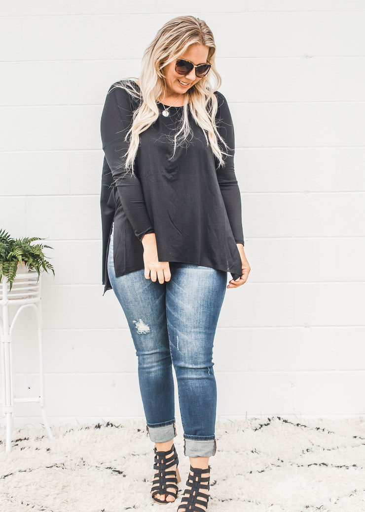 My forever Long Sleeve Tunic