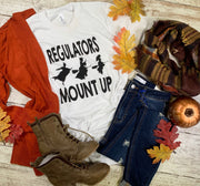 Regulators Mount Up Hocus Pocus, CLOTHING, BAD HABIT APPAREL, BAD HABIT BOUTIQUE
