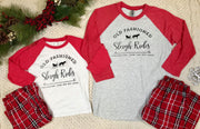 Sidekick Collection: Sleigh Rides Set for the Family