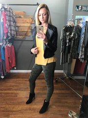 Camo Distressed Skinny Jeans, Bottoms, Wishlist, BAD HABIT BOUTIQUE
