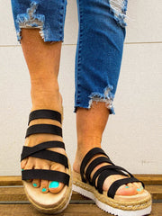 Very G -The Lindy Sandal | FINAL SALE, SHOES, very g, BAD HABIT BOUTIQUE