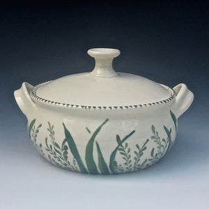 Covered Casserole, Baker