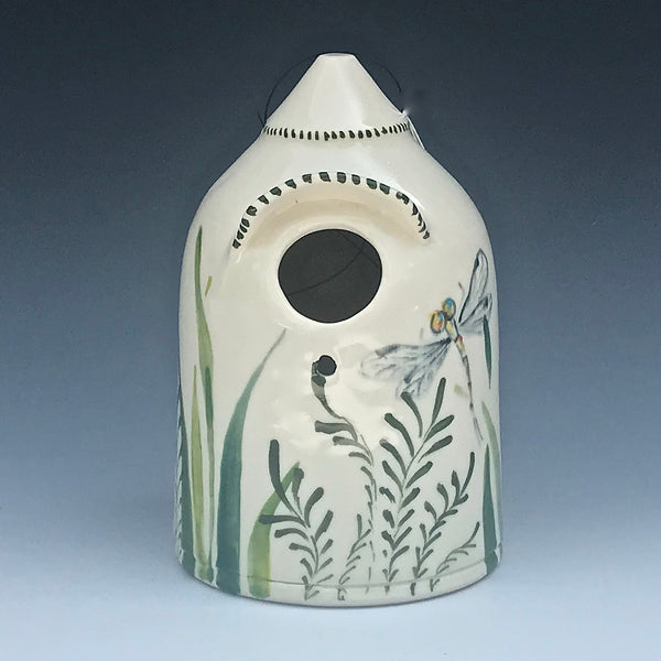 Wildflower Bird House