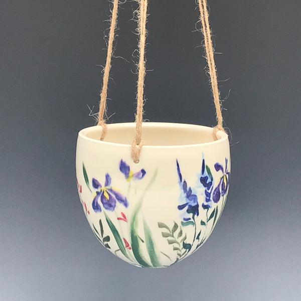 Hanging Planter, Wildflower
