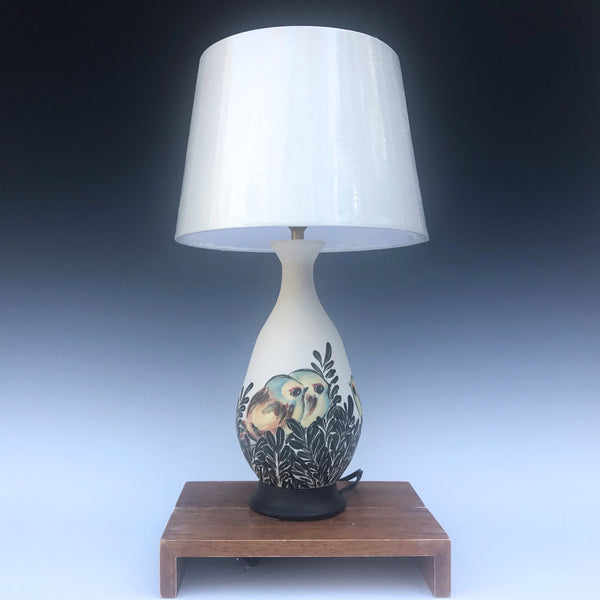 Matt Bird Lamp