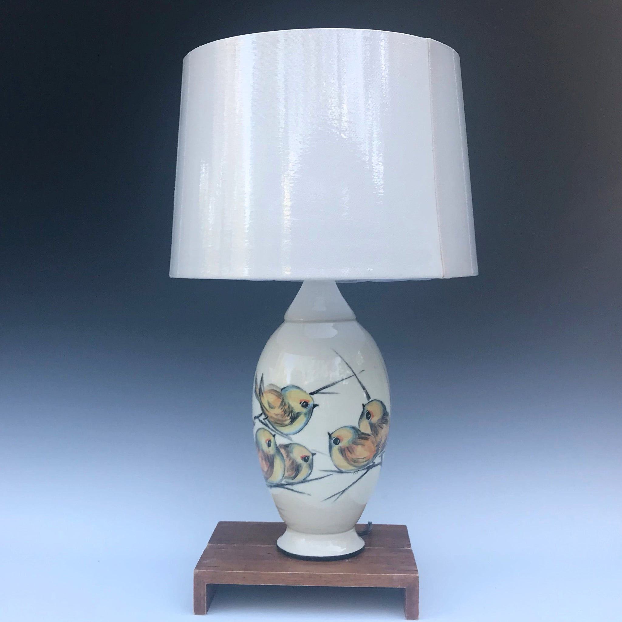 Large Bird Lamp