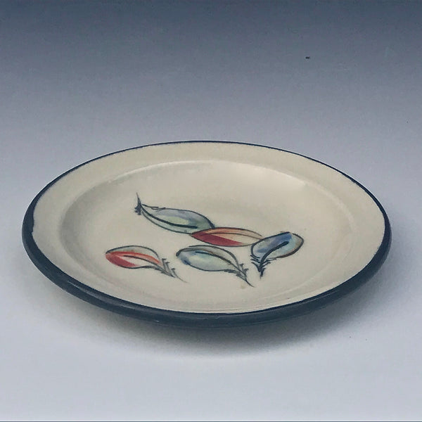 Bird Berry Bowl and Plate