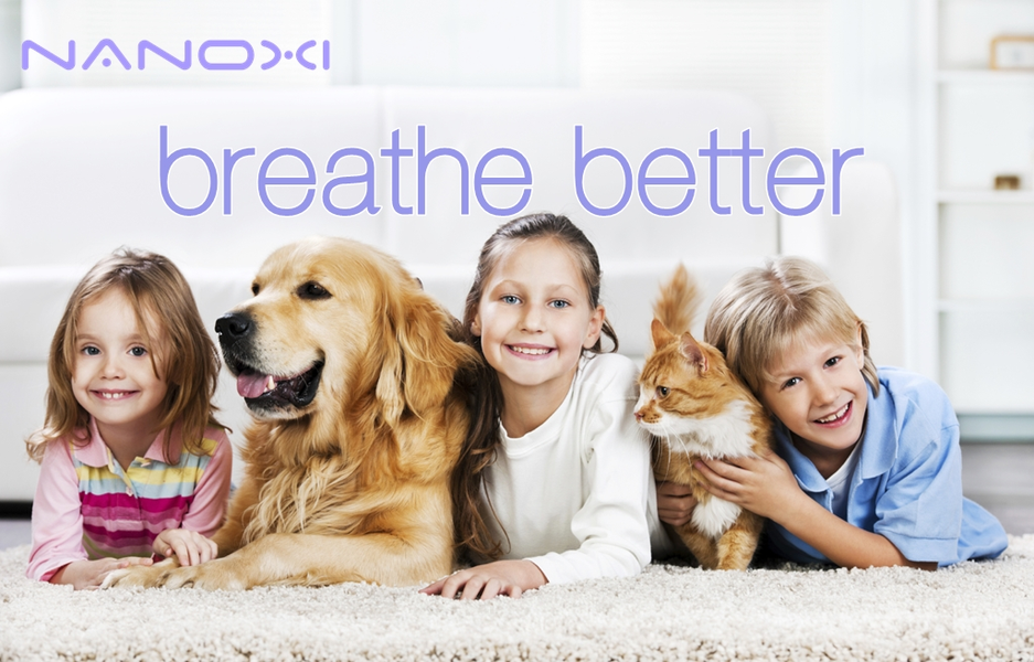 Nanoxi Air Purifiers  |  breathe better