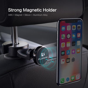 Magnetic Car Headrest Hook