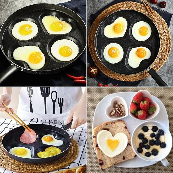 4 HOLE OMELET PAN