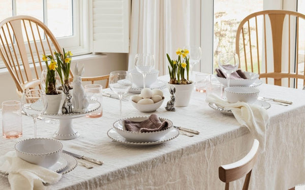 5 Top tips for Easter table styling