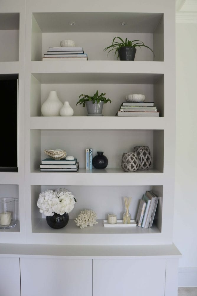 How to style your home with books by Layered Lounge
