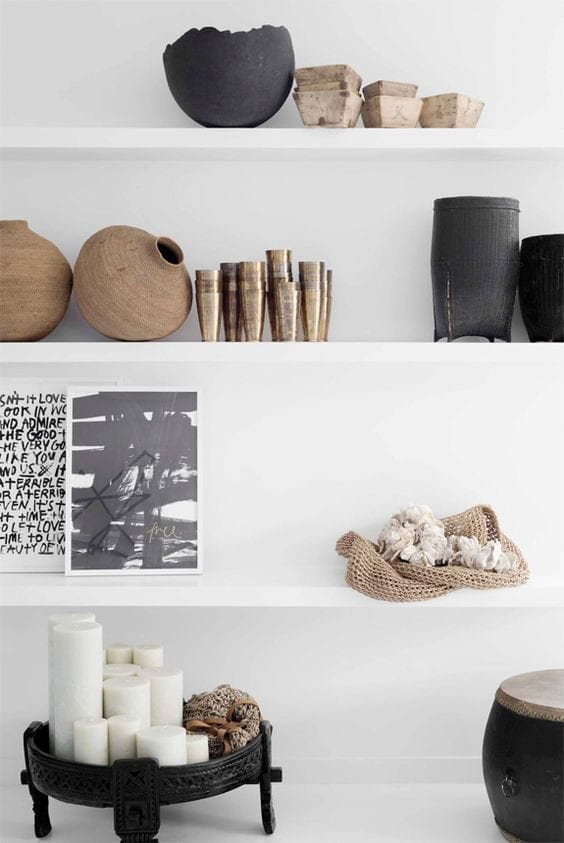 Australian home accessories styling