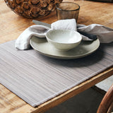 Light Brown Bamboo Placemats - Set of 4