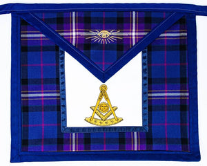Past Master's Apron w/ All Seeing Eye