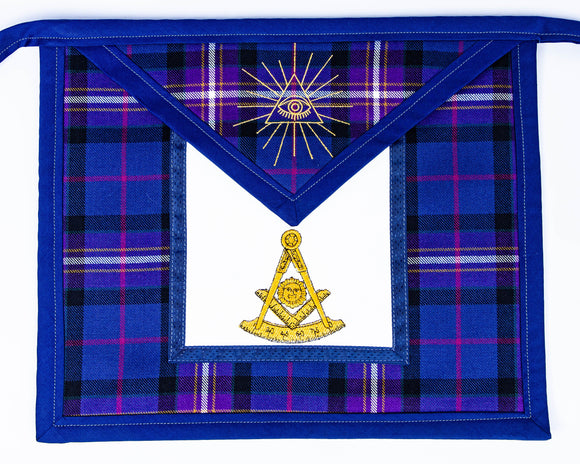 Past Master's Apron w/ Sunburst
