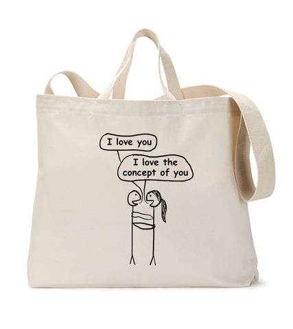 Concept of You Tote Bag