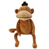 Instant Gratification Monkey Plush Toy