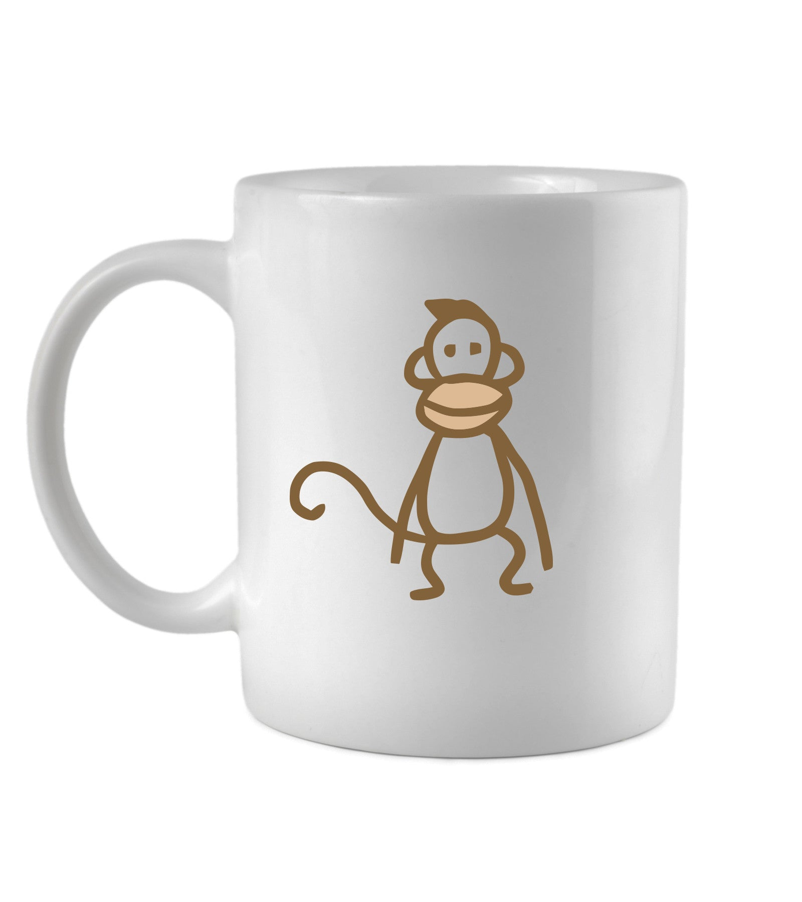 Instant Gratification Monkey - Coffee Mug