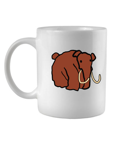 Mammoth - Coffee Mug
