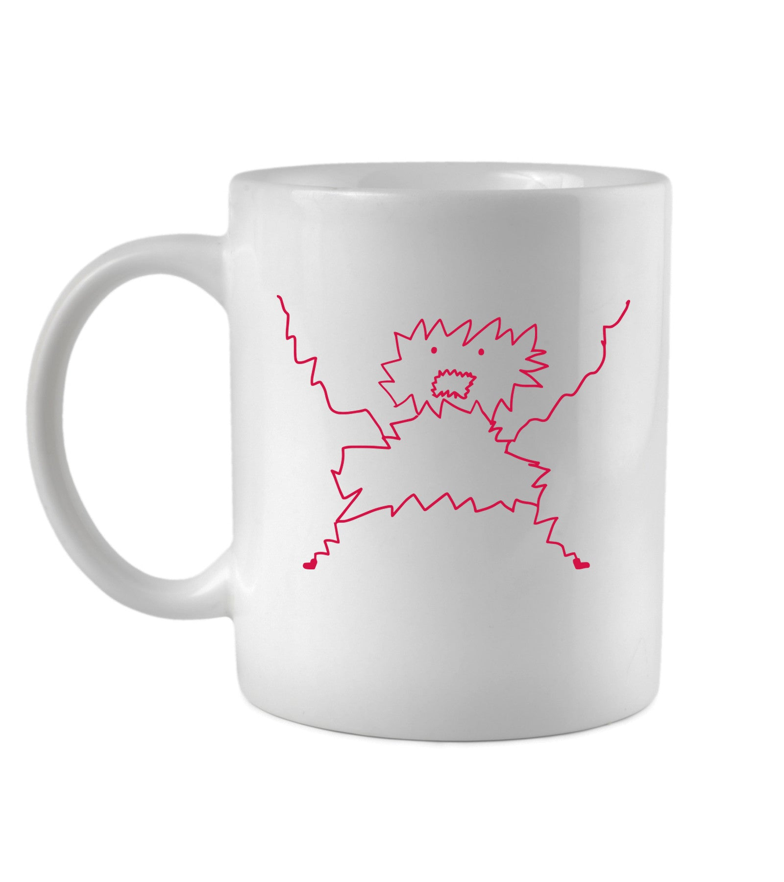 The Panic Monster - Coffee Mug