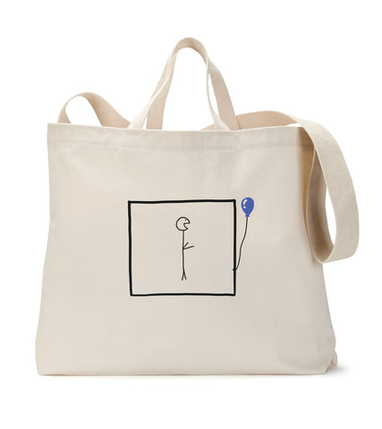 Today with Balloon Tote Bag