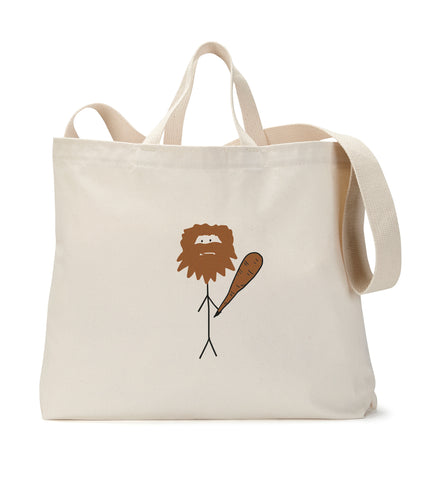 Y Chromosomal Adam Tote Bag