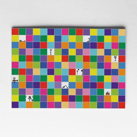 "Wrapping Paper Packs - You Live in a Pixel (18"" x 24"" Sheets)"