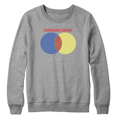 Danger Zone Crewneck Sweatshirt