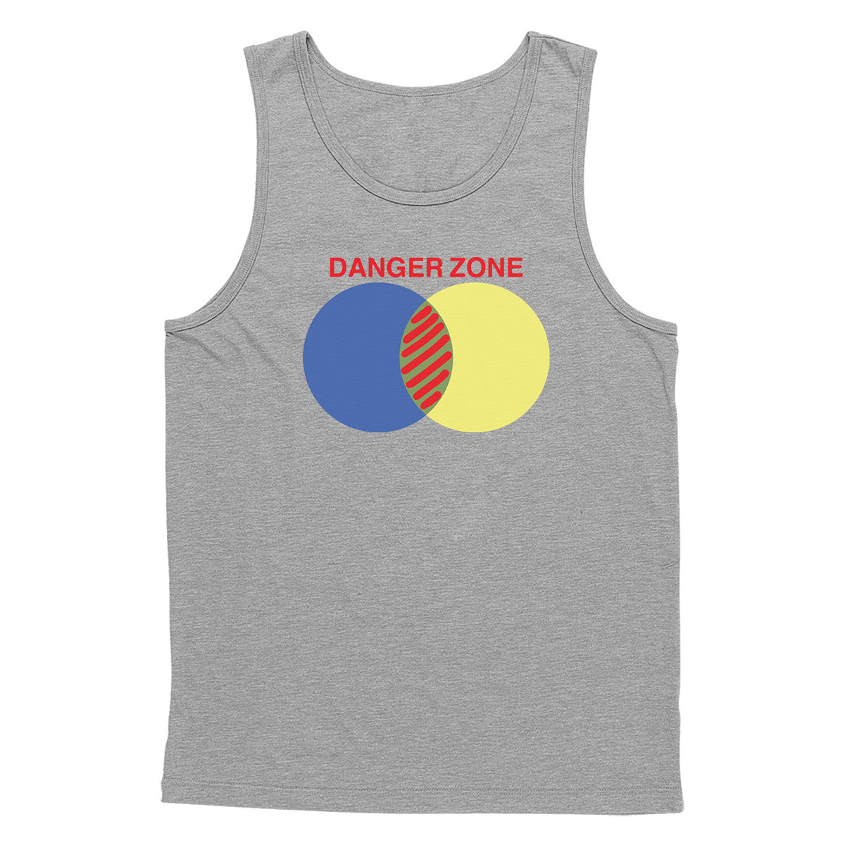 Danger Zone Tank Top