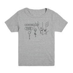 Idea Man Kid's Tee