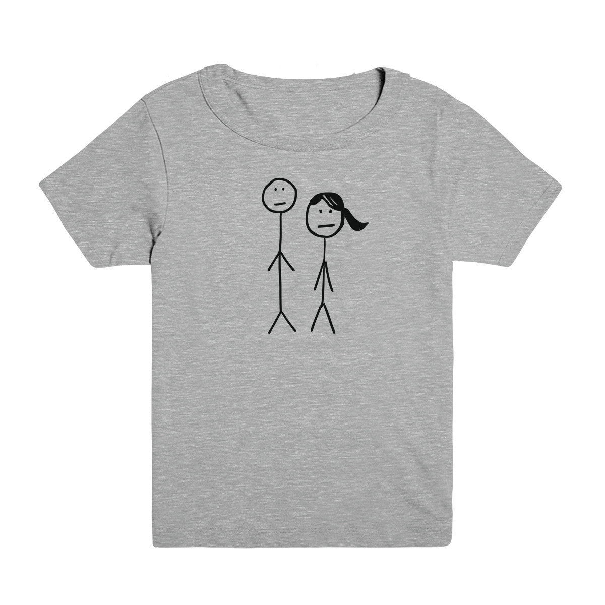 Jack and Lucy Kid's Tee