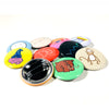 WBW Button Collection (10-Pack)