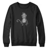 Vintage Instant Gratification Monkey Crewneck
