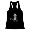 Vintage Instant Gratification Monkey Women's Racerback Tank