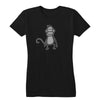 Vintage Instant Gratification Monkey Women's Tee