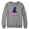 Wizard Brain Crewneck