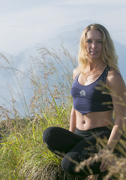 Mantis yoga top