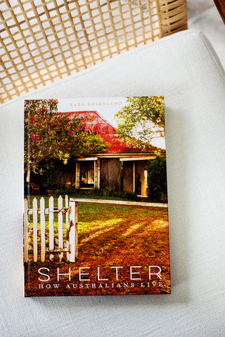 Shelter by Kara Rosenlund
