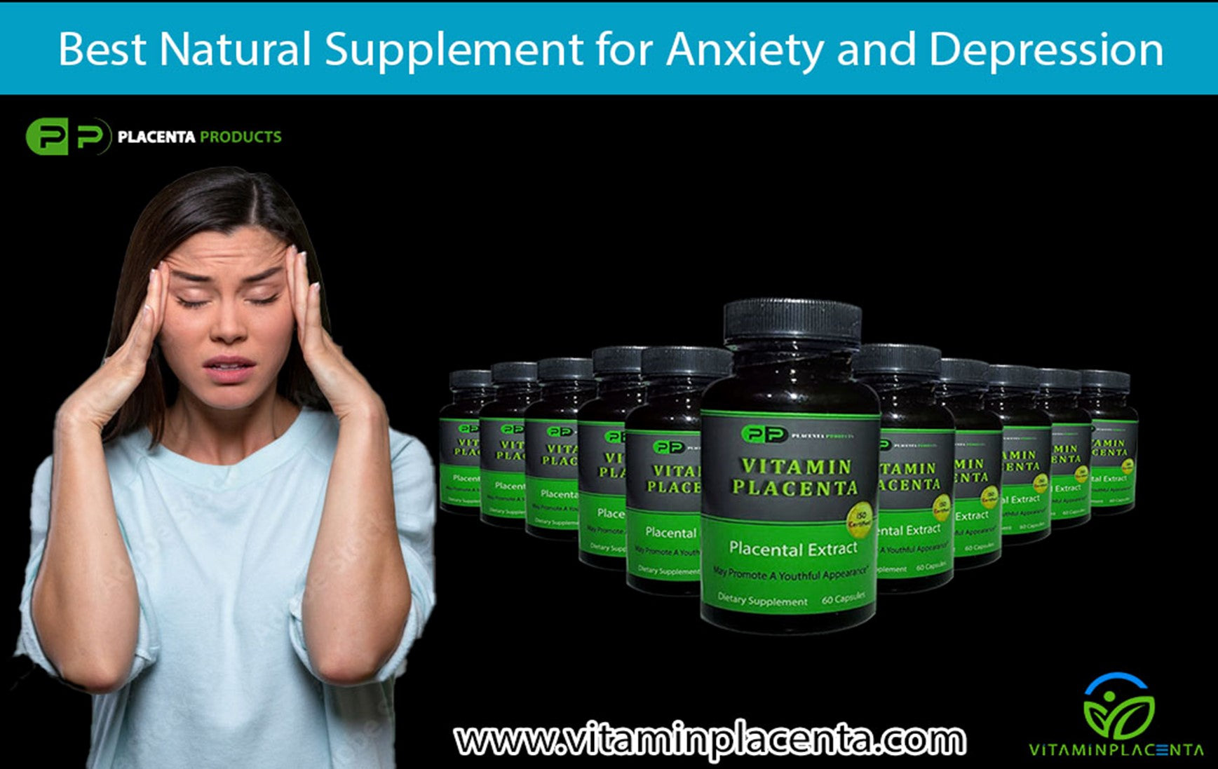 Best Natural Supplement for Anxiety and Depression