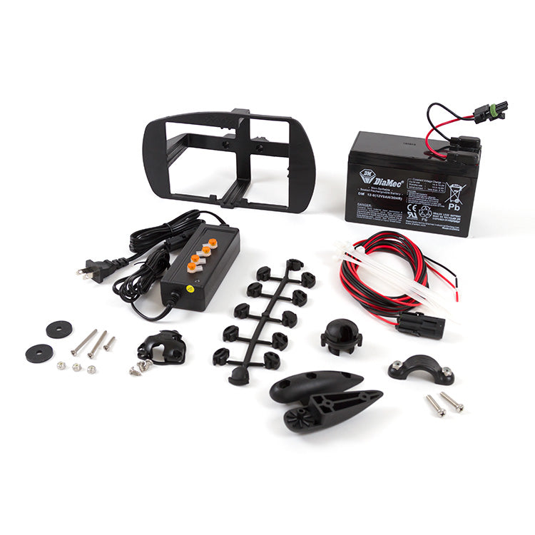 Hobie Fishfinder Rudder Ready Installation Kit