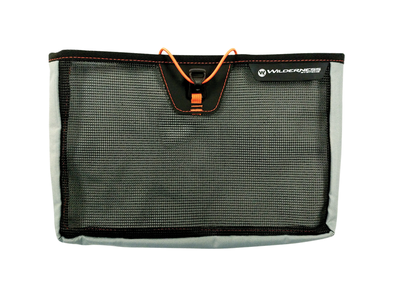 Wilderness Mesh Storage Sleeve Tackle Box