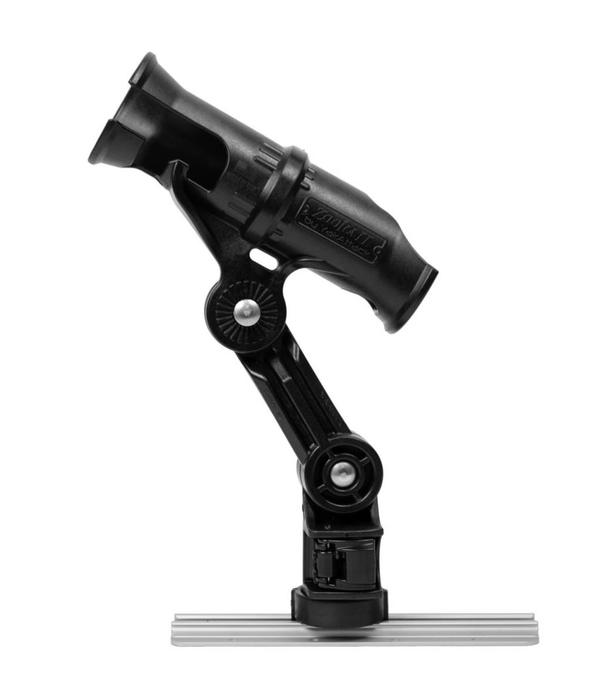 YakAttack Zooka II Rod Holder with Track Mounted LockNLoad  Mounting System
