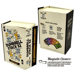 Dumbbell Stack 52 Mega Pack