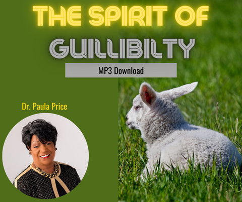 The Spirit of Gullibility (MP3)