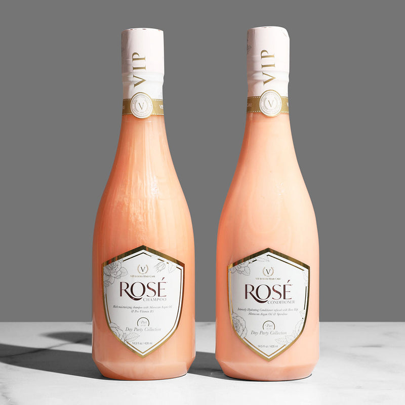 ROSÉ Champoo & Conditioner Set