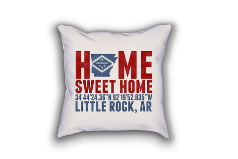 Arkansas | Broadway Pillow