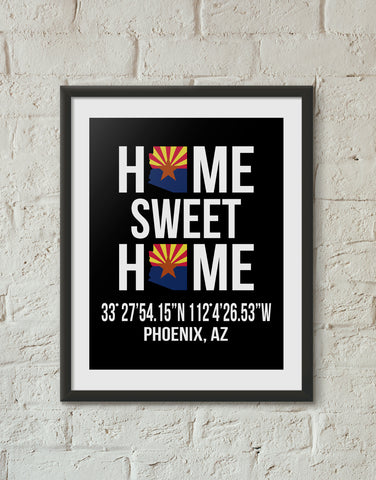 Print, Framed Print, and Canvas | Arizona Traditional