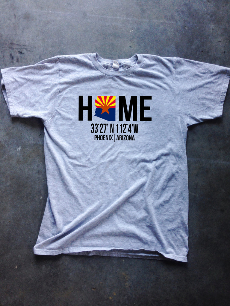 HOME | Arizona Tee